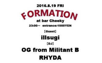 Formation 2016.8.19